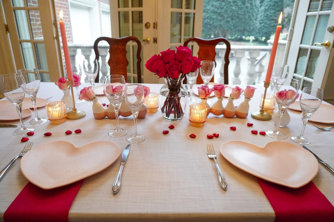 Valentines Day Table Inspiration